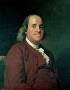 Small Ben Franklin