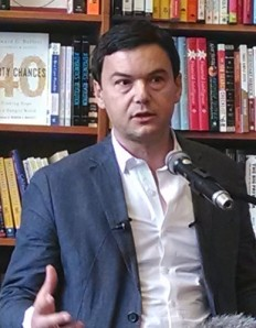 Small Thomas Piketty