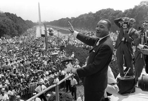 G MLK DC