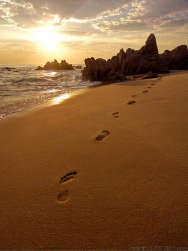 b-footprints