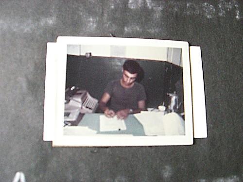 F Me Polaroid