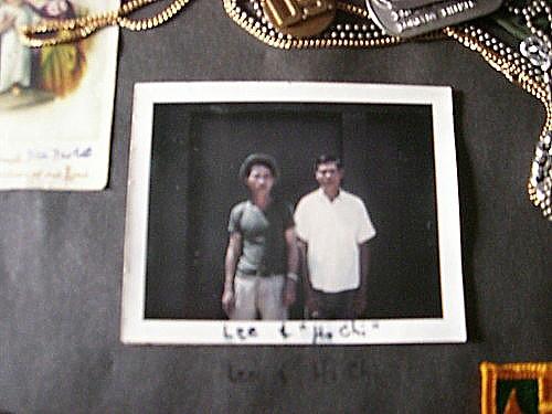 I Lee Ho Chi