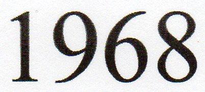 1 1968